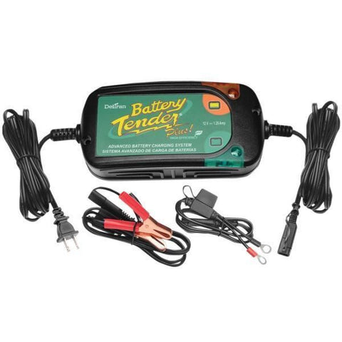 Battery Tender Plus Waterproof 800 mA Automatic Charger