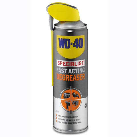 WD-40 Industrial Strength Degreaser Spray 500ML