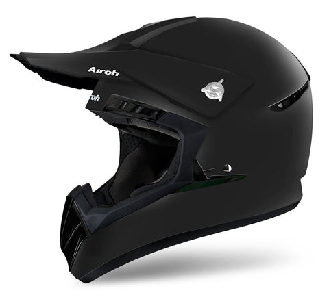 Airoh Switch Color Special Motocross & ATV Helmet Matt Black