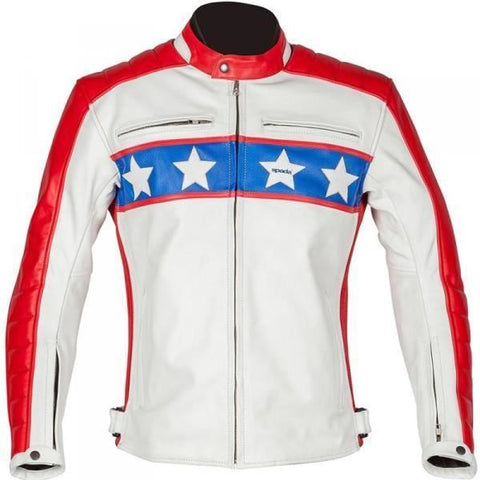Spada Turismo Leather Jacket: Vil