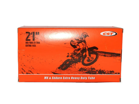 Heavy Duty Motocross Inner Tube 21 Inch 80/100-21 3.00/3.25-21 2.6mm