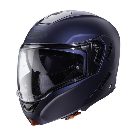 Caberg Horus Motorcycle Casque Matt/Blue