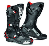 Sidi Mag 1 Mens Motorcycle Boots Black CE Mens Womens
