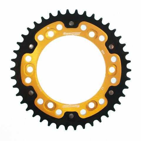 Supersprox Gold Stealth Rear Sprocket KTM Adventure 990 1090 1190