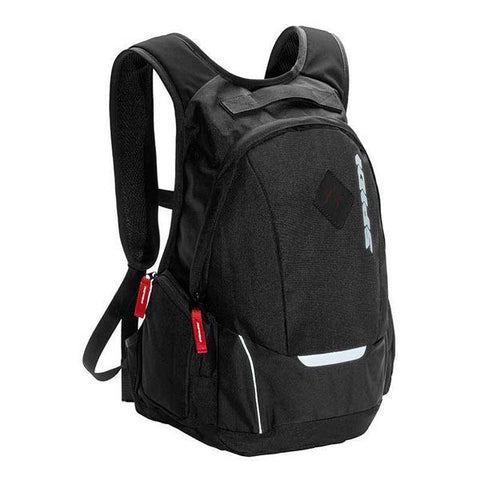 Spidi IT PK-3 Cargo Motorcycle Backpack Black 22 L