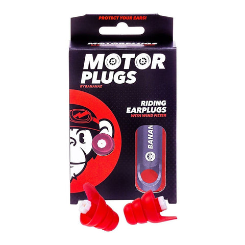 Bananaz Motor Plugs Noise Reducing Ear plugs