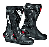 Sidi ST Motorcycle Boots Black CE Mens Womens