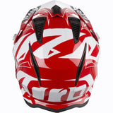 Airoh TRR S Convert Trials Helmet Red/Gloss