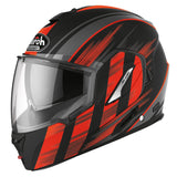 Airoh Rev19 Flip Helmet Ikon Orange Matt