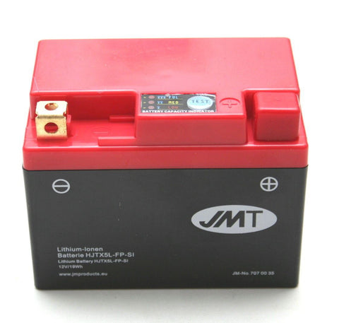 KTM EXC 450 / 525 Lightweight Lithium Ion Battery - 2 Year Warranty