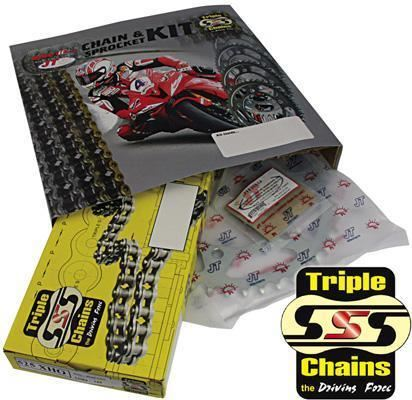 Honda CBR125 Chain and Sprocket Set 2011-16