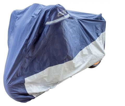 Motorcycle Deluxe Rain Cover - XXL With Luggage