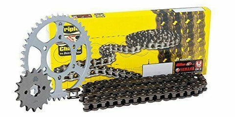 Triple S 520 Chain and Sprocket Kawasaki ER-5 ER500 A1-A4 C1-C4 Twister 1997-06