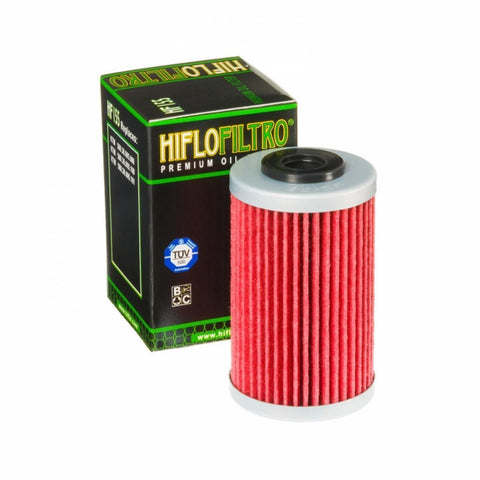 Hiflo Oil Filter HF155: KTM Duke