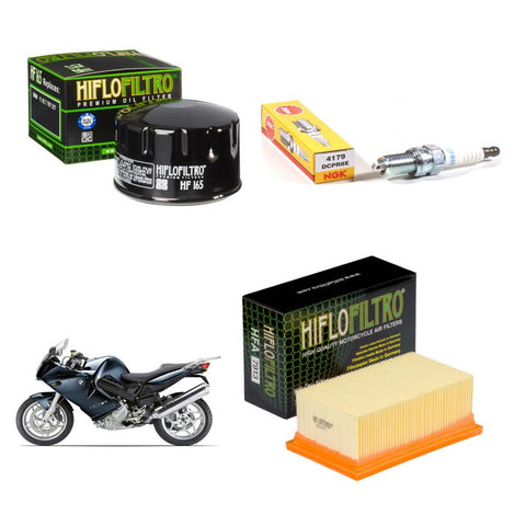 BMW F800 S/ST Basic Service Kit 2006-13