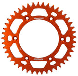 Supersprox Alloy Rear Sprocket RAL-990:52-ORG KTM Husaberg Husqvarna