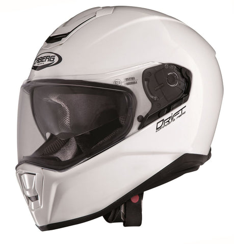 Casque blanc Caberg Drift