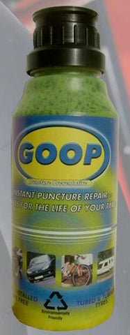 Goop Puncture Preventative - 1 Litre Bottle-S