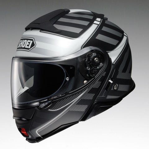 Shoei Neotec 2 Splicer TC5 Motorcycle Helmet Grey