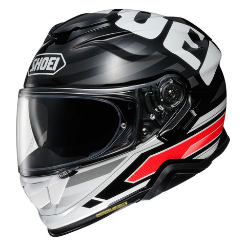 Shoei GT Air 2 Insigne TC1 Motorcycle Helmet Red