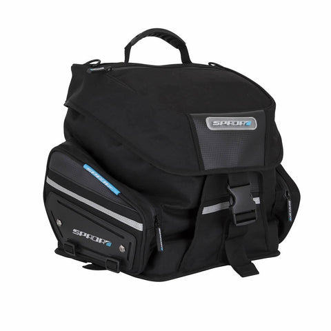 Spada Expandable Pillion Motorcycle Luggage Bag : 55 Ltr