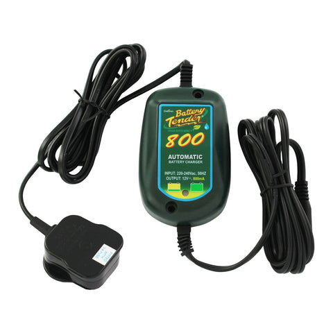 Battery Tender Waterproof 800 mA Automatic Charger