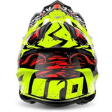 Airoh Aviator 2.2 Motorcycle Helmet Grim Yellow