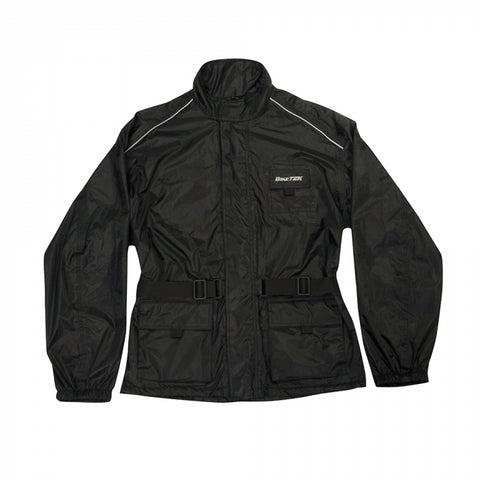 Biketek Waterproof Motorcycle Rain Jacket