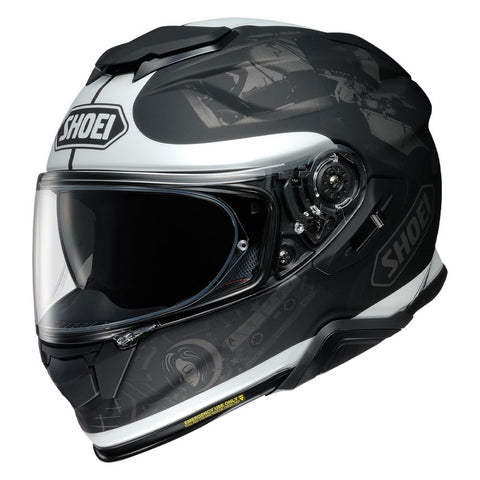 Shoei GT Air 2 Reminisce TC5 Motorcycle Helmet Grey