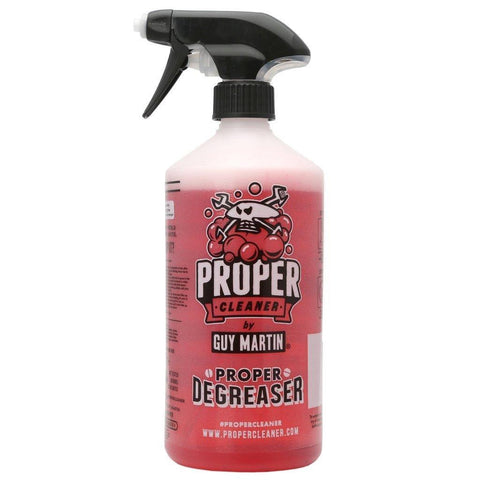 Guy Martin Proper Motorcycle Chain Degreaser Starter Pack 1.5L