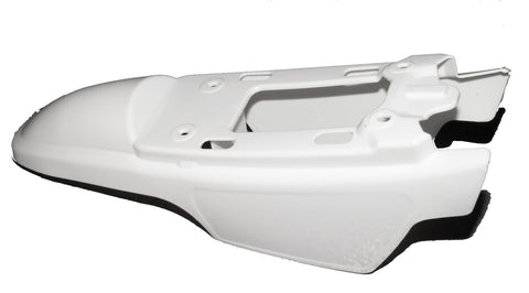 Yamaha PW50 Rear Seat Fairing Panel - White