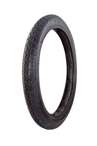 Cougar 250-18 Tubed Road Moto Tyre 871 Tread Pattern
