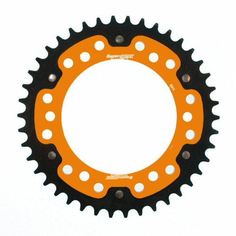 Supersprox Orange Stealth Rear Sprocket KTM Adventure 990 1090 1190