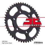 Yamaha YZF-R125 Chain and Sprocket X Ring High Strength Long Life  Rear Sprocket