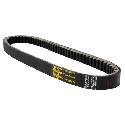 Triple-S Heavy-Duty Motorcycle Drive Belt 22.5x10.5x937mm 30 deg for Piaggio