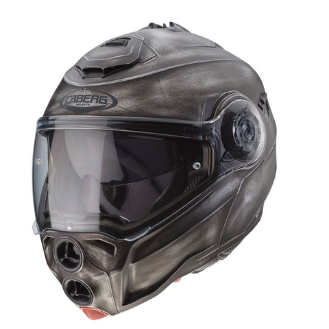 Caberg Droid  Iron Motorcycle Helmet Black