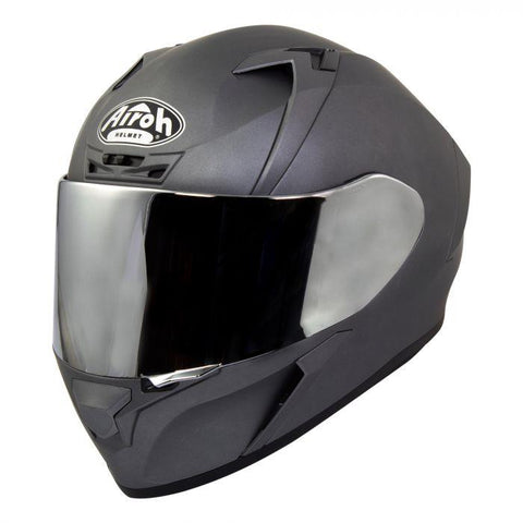 Airoh Valor Limited Edition Full Face Helmet Matt Silver