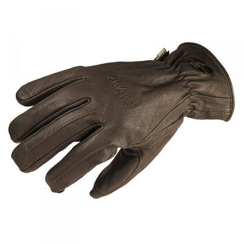 Garibaldi Campus Gentlemens Motorcycle Glove Classic Leather Style High Quality
