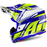 Airoh Aviator 2.2 Off Road Motorcycle Helmet - Restyle Yellow