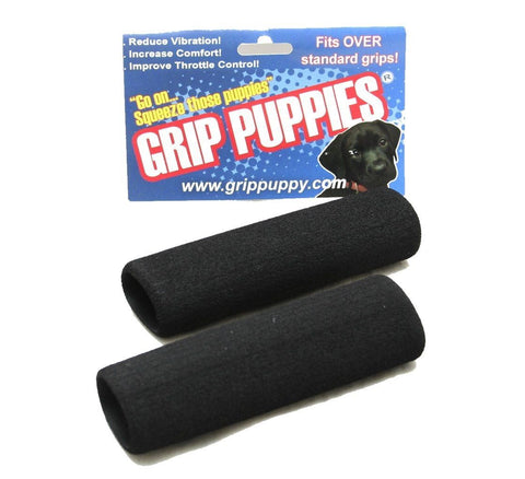 Grip Puppies Anti Vibration Motorcycle & Scooter Handlebar Grip