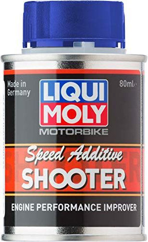 Liqui Moly Speed Shooter Fuel Additive Engine Performance Improver 80ml 24 Pack