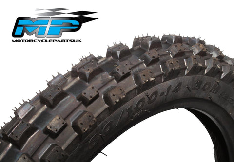 Yamaha PW80 Front Tyre : 60/100-14