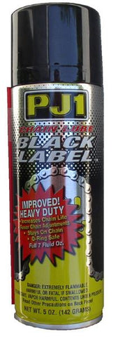 PJ1 Motorcycle Chain Lube Black Label 500ml Box of 6