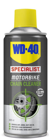 WD40 Motorcycle Chain Cleaner - 400ml