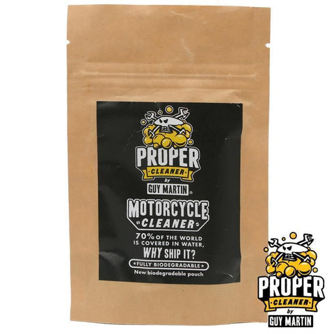 Guy Martin Proper Motorcycle Cleaner Bike Quad Wash Refill 1.5L