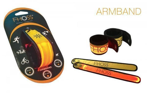 Fhoss LED Safety Armband