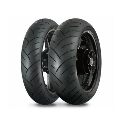 Maxxis 120/70-17 & 180/55-17 Supermaxx Evo Matched Pair
