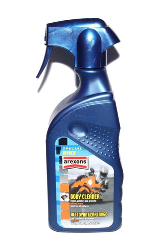 Arexon Motorcycle Scooter Body Fairing Cleaner Water Free Polish