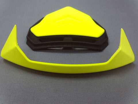 Spada RP-One Front Lower Vent Fluo Yellow