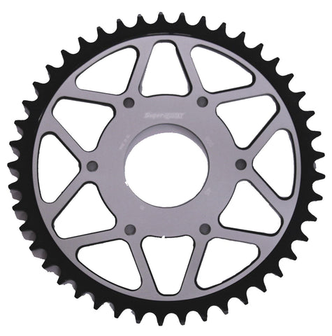 KTM Duke 125 390 Supersprox Edge Rear Sprocket 890-45 Silver Black